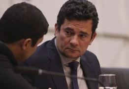Moro lamenta decisão da Câmara de tirar o Coaf do Ministério da Justiça