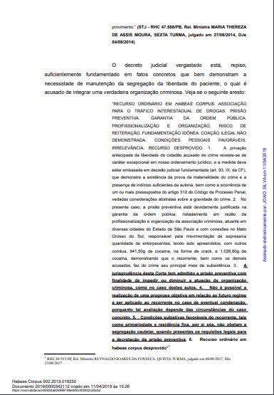 mp6 - CRISE E RACHA NO MP: Parecer pela soltura de Roberto Santiago de Dr. Sagres é contestado pelo GAECO - VEJA NOTA
