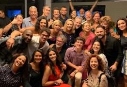 Marina Ruy Barbosa evita José Loreto em festa de 'O Sétimo Guardião'