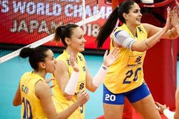naom 5ce5192195b69 - VÔLEI FEMININO: Brasil bate China em estreia na Liga das Nações