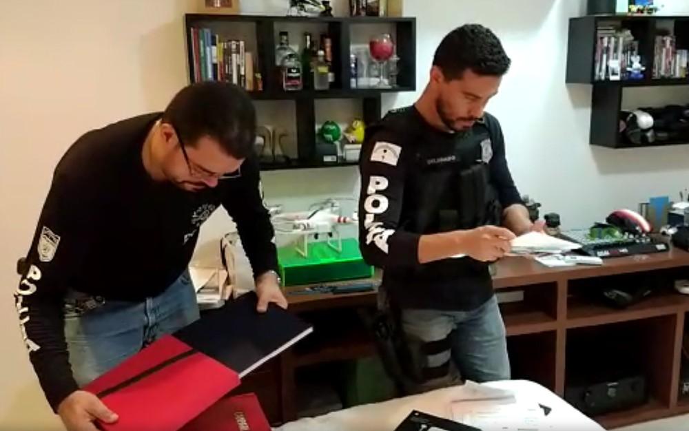 operacao maraberto - OPERAÇÃO MAR ABERTO: PF cumpre mandados na Paraíba, PE e SP contra suspeitos de lavagem de dinheiro