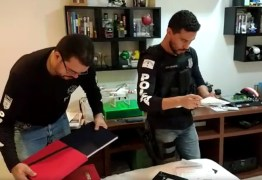OPERAÇÃO MAR ABERTO: PF cumpre mandados na Paraíba, PE e SP contra suspeitos de lavagem de dinheiro