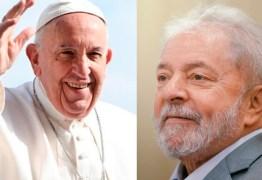 Papa Francisco envia carta a Lula: 'No final, o bem vencerá o mal, a verdade vencerá a mentira'