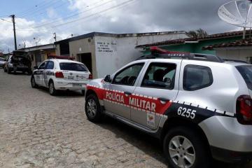 policia acao integrada prende suspeito de roubo majorado em fagundes 3 - OPERAÇÃO NAVALHA DE SANGUE: Polícia cumpre mandados para prender suspeitos de feminicídio em Campina Grande