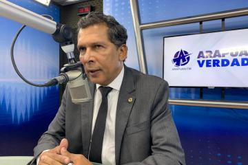 'Não podemos mais tratar como assunto de bastidores', Ricardo Barbosa defende discussão sobre medidas impositivas na ALPB – VEJA VÍDEO