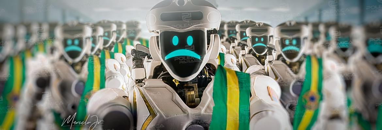 robôs bolsonaro decepcionados - A CORAGEM DOS DECEPCIONADOS: A conversão dos robôs do Bolsonaro em críticos desesperançosos - Por Anderson Costa