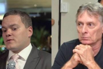 roberto santiago e ticiano - EXCLUSIVO: Advogado diz que Fabiano Gomes revelou para Polícia Federal que Roberto Santiago não pressionou testemunhas - VEJA TODO O DEPOIMENTO
