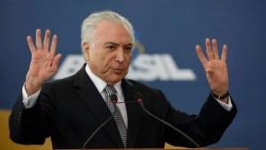 temer 300x169 - ORGANIZAÇÃO CRIMINOSA: ex-presidente Michel Temer vira réu pela sexta vez