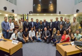 Eduardo Carneiro propõe criação de Comissão de Relações Internacionais na Assembleia Legislativa da Paraíba