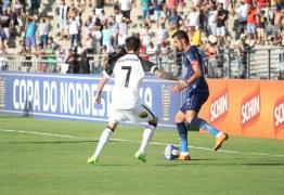 CBF anuncia datas de partidas entre Botafogo-PB e Fortaleza-CE pela final da Copa do Nordeste