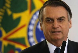 Bolsonaro nega ter sancionado projeto que anistia multa a partidos