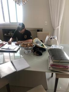 xeque mate 2 225x300 - XEQUE MATE QUATRO: Polícia Federal cumpre mandados na casa de Fernando Catão, Tribunal de Contas da Paraíba e dirigentes da Apan