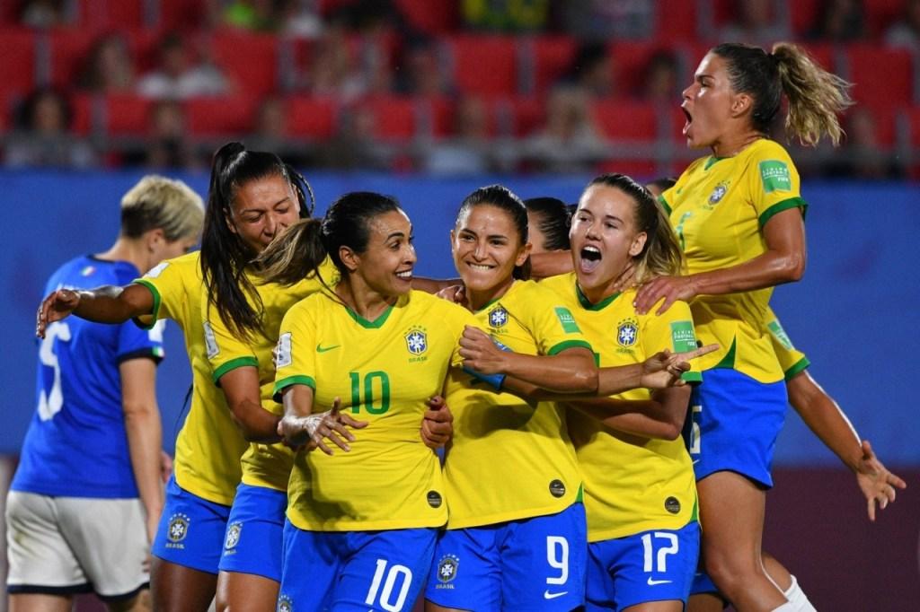 000 1hm8fh IhvtsrK 1024x682 - Seleção feminina encara a favorita França na Copa do Mundo