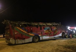 TRAGÉDIA: Acidente com ônibus no interior de São Paulo deixa 10 mortos