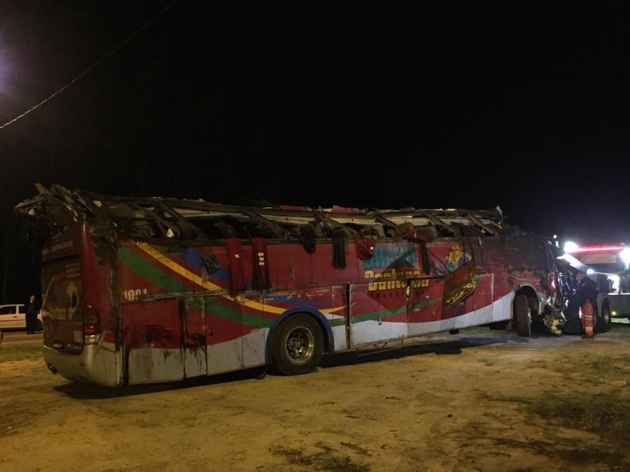 01e7bc04d4afefdf6f3c6e106f000ce5 1 - TRAGÉDIA: Acidente com ônibus no interior de São Paulo deixa 10 mortos