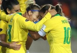 Saiba onde e como assistir a Brasil x Jamaica pela Copa do Mundo feminina