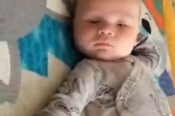 1 1 11639631 - Bebê de dois meses diz suas primeiras palavras e assusta familiares - VEJA VÍDEO