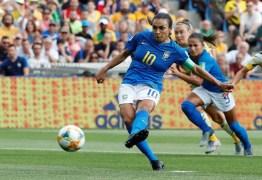 COPA FEMININA: vitória da China e recorde de Marta são os destaques da rodada