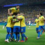 2019 06 22t213559z 463211326 rc18126c70d0 rtrmadp 3 soccer copa per bra - Brasil abre amanhã contra Paraguai as quartas de final da Copa América