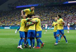Brasil abre amanhã contra Paraguai as quartas de final da Copa América