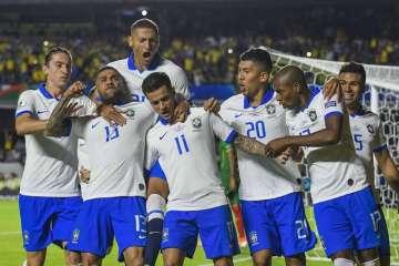 201906014 brasil x bolivia 043 1 - Brasil estreia na Copa América com vitória de 3 a 0 sobre a Bolívia