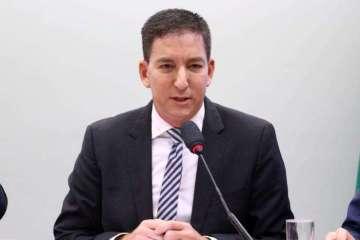 """Glenn responde deputada do PSL: vai """"se arrepender muito"""" de pedir os áudios do caso Lava Jato – VEJA VÍDEO"""