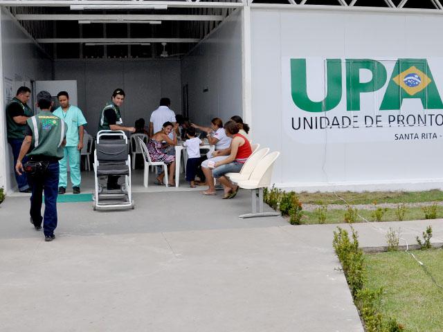 24.10.11 aniversario upa santa rita jose lins 151 - OPORTUNIDADE:UPA de Santa Rita abre processo seletivo paracontratação defarmacêuticos
