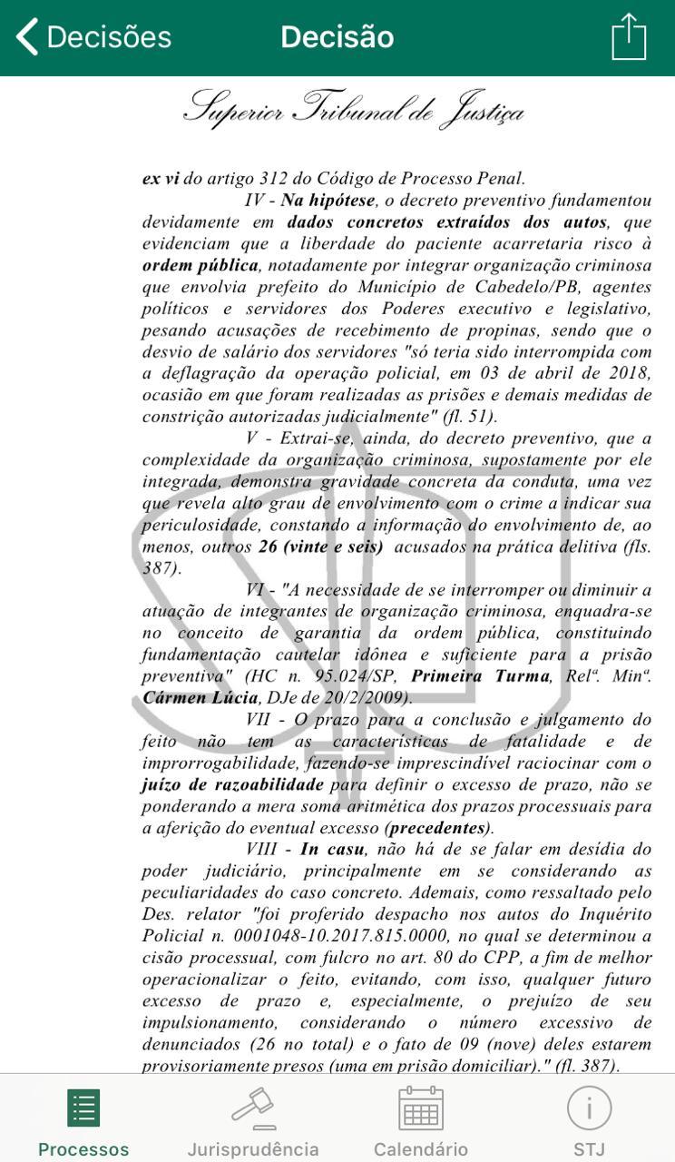 386b131b 3c0b 4870 8b37 4e9c3c44c6ff 1 - EXCLUSIVO: Felix Fischer julga recurso de habeas corpus de Roberto Santiago, preso da Xeque Mate; saiba o resultado