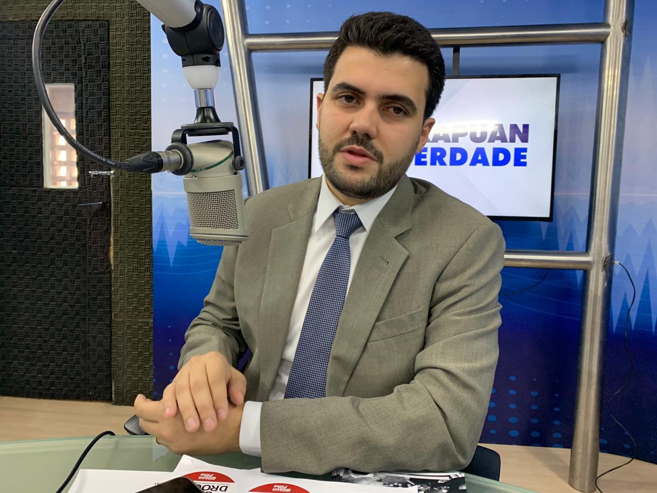 """39f720da 86d8 458e 92d2 50298645c32e - Wilson Filho vai sugerir ao Estado criação de fundo de combate às drogas e diz: """"descriminalizar maconha não é o melhor caminho para o Brasil"""" - VEJA VÍDEOS"""