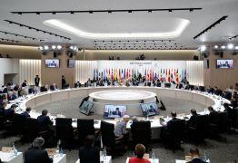 Versão final de documento do G20 alerta riscos ao crescimento global por tensões geopolíticas e comerciais