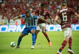 STJD indefere pedido do CSA de impugnação de jogo contra o Flamengo