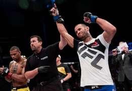 Paraibano é retirado de card do UFC e substituído por americano