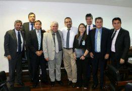 João Henrique e Edna Henrique consideram positiva reunião com reitores, bancada federal e ministro da Educação