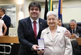 Emoção marca homenagem aos 70 anos da Taquigrafia da Assembleia Legislativa da Paraíba