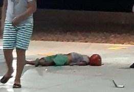 Tentativa de assalto termina com frentista com um tiro na boca e assaltante ferido no Sertão da Paraíba