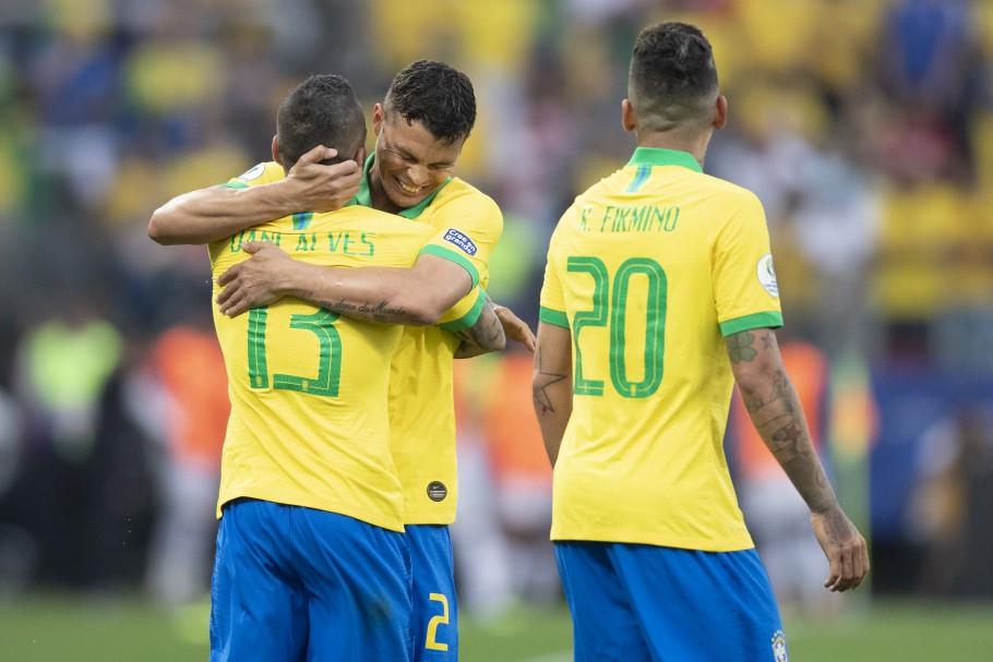 Brasil Foto CBF - COPA AMÉRICA: Brasil e Paraguai disputam primeiro jogo das quartas de final