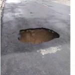 Capturar 36 - Chuva forte deste domingo abre buraco em Avenida de João Pessoa - VEJA VÍDEO
