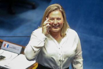 'Anúncio' de Joice Hasselmann sobre Prefeitura de São Paulo divide PSL