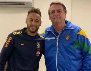 Capturar 7 300x235 - ENCONTRO: Presidente visita Neymar em clínica de Brasília