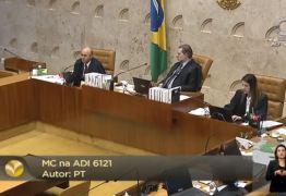 Plenário do STF julga pela primeira vez ação contra decreto de Bolsonaro – ACOMPANHE AO VIVO