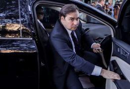 Rodrigo Maia se diz 'perplexo' com a demissão de Levy no BNDES