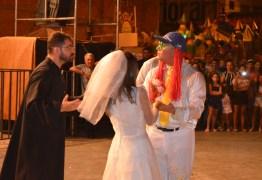 Casamento Matuto empolga público que comparece ao Xamegão na noite de quarta-feira