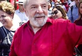 ATO POR LULA LIVRE: Comitê realizará evento na orla de João Pessoa nesta sexta-feira