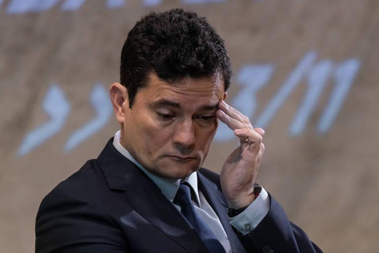 Moro - 'Moro Traidor da Pátria' é o assunto mais comentado no Twitter nesta quinta-feira