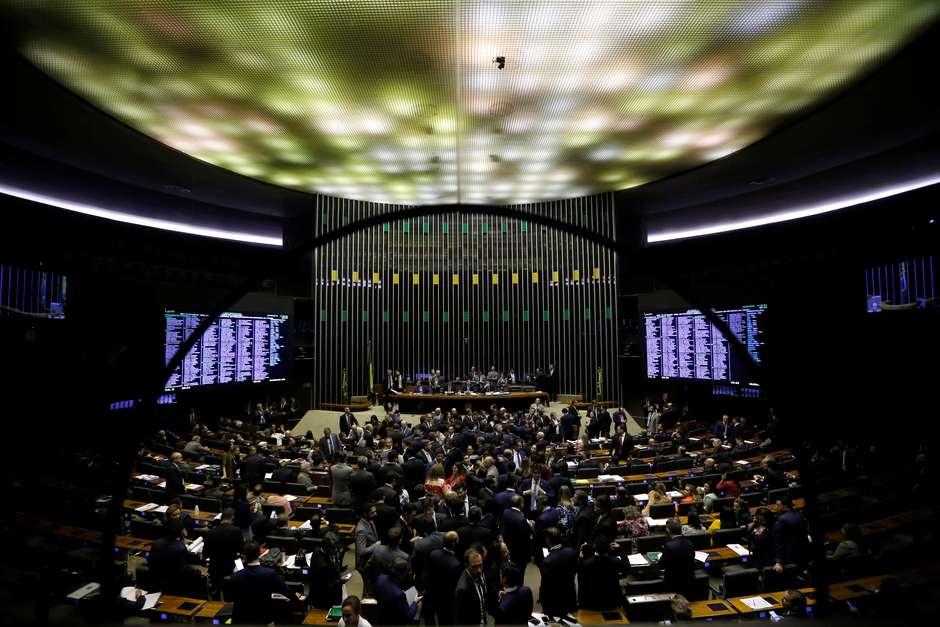 OPOSICAO MORO - Oposição anuncia obstrução total na Câmara dos Deputados e pede saída de Moro após vazamento de conversas