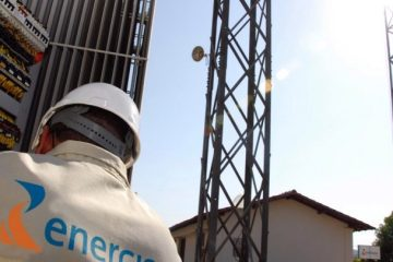 Energisa renova a iluminação pública de Itaporanga