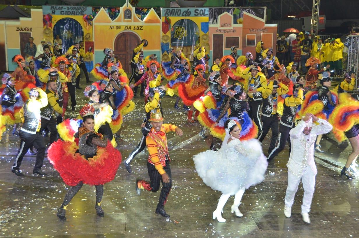 RaiodoSol3 - Junina Raio do Sol conquista o Festival Santa-ritense de Quadrilhas
