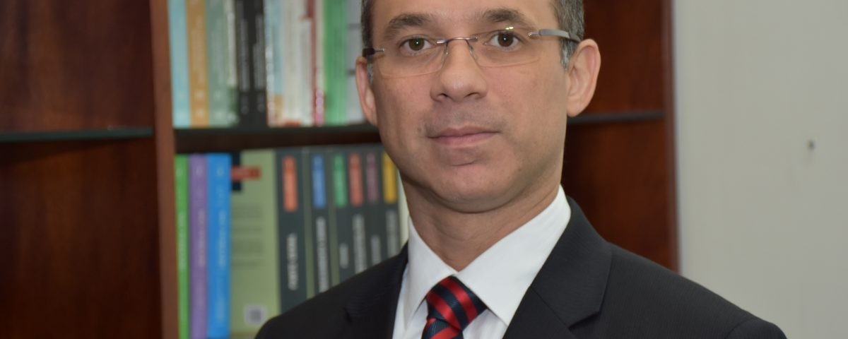 Rogério Abreu - Juiz federal Rogério Abreu é eleito para compor o TRE-PB