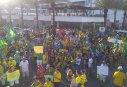 EM DEFESA DA LAVA-JATO: movimentos convocam manifestação para domingo, em JP