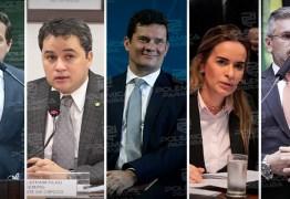 CONVERSAS ENTRE MORO E DALLAGNOL: Gervásio Maia pede demissão de ministro, Daniella sugere convocação e Julian Lemos critica ataque hacker
